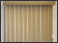 Smooth PVC Vertical Blind