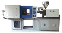Plc Controlled Microprocessor Based Horizontal Plastic Injection Machine