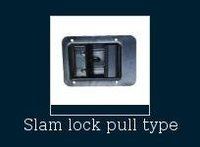 Slam Lock Pull Type Hinges