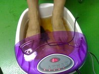 Detox Foot Spa With Basin