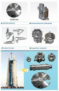 Aerospace & Satellite Parts