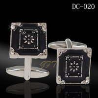 Fashionable Brass Cufflinks