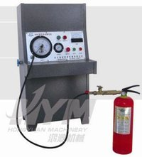 Fire Extinguisher Nitrogen Filler Machine