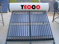 Flat Plate Type Solar Water Heater