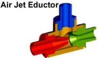 Air Jet Eductor