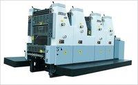 Four-Color Offset Printing Machine