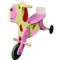 Wooden Baby Tricycle