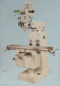 Super Precision Vertical Turret Milling Machines