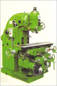 Vertical / Horizontal Milling Machines