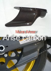 CARBON FIBER BELT COVER