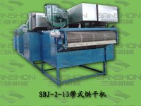 Belt Type Vegetable Drying Machine