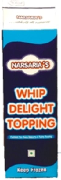 Whip Delight Toping
