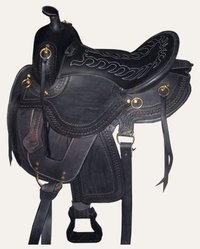 Hand Tooled Western Saddles