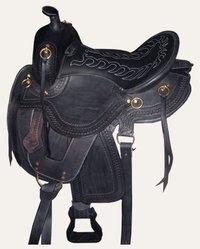 Hand Tooled Western Saddles