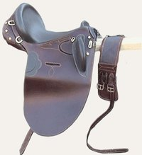 Quebrecho Leather Stock Saddles