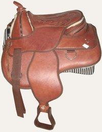 Horses Treeless Saddles