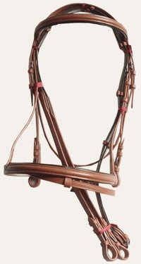 Quebrecho Leather Bridles
