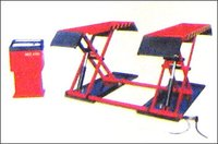 Full Rise Scissor Lifts