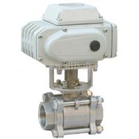 Eccentric Semi Ball Valve