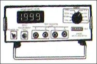 Micro Ohm Meters