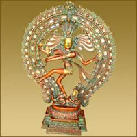 Natraj Dancing With Oval Yeli Ring