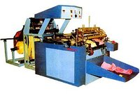 Fully Automatic High Speed Vest Type Bags Making Machine