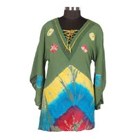 Designer Cotton Tunic