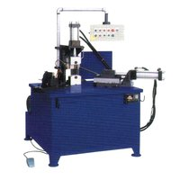 Pipe End Notching Machine