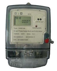 Single-phase Digital Multi-tariff KWH Meter