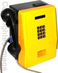 Wall Mount Coin Pay-Phone