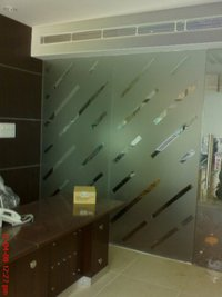 Etching Glass Film