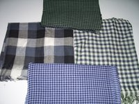 Elegant Check Fabrics