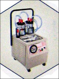 Suction Apparatus Hi Vac. - Basic