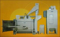 Turn Table Type Shot Blasting Machines