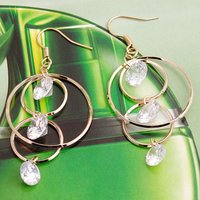 Alloy Fashion Earring