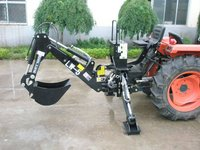 LW-5/LW 3-Point Hitch Backhoe Loader