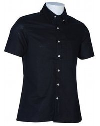 Mens Slim Fit Poplin Shirts