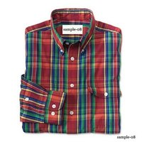 Yarn Dyed Check Shirts