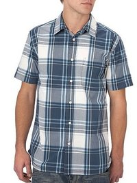 Yarn Dyed Checks Short Sleeves Shirts