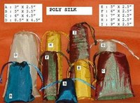 Poly Silk Pouch