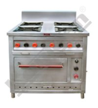 Continental Range 4 Burner
