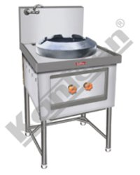Single Burner Chinese Range