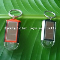 Solar Keychain Flashlights