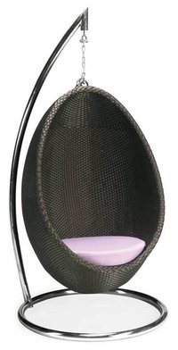 Patio Set Swing Egg Chair