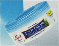 Cold Cream With Aloe Vera
