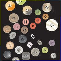 Garment Polyester Buttons