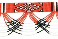 Beaded Fancy Belts