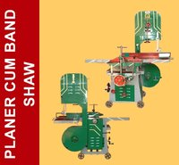 Multipurpose Planer Cum Band Saw