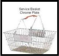 Chrome Plate Baskets