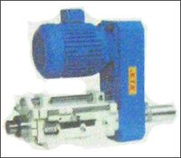 Hydraulic Drilling Heads